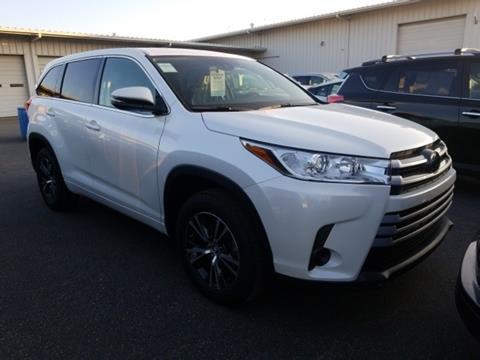 2017 Toyota Highlander for sale in Austin, TX