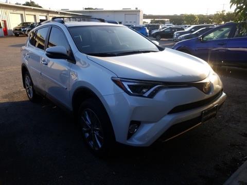 2017 Toyota RAV4 Hybrid for sale in Austin, TX