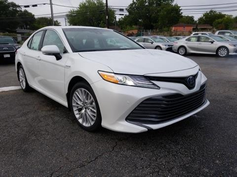 2018 Toyota Camry Hybrid for sale in Austin, TX