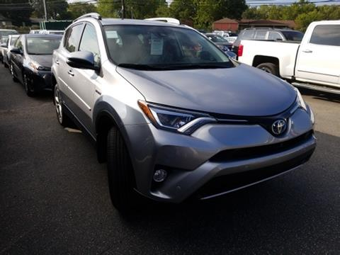 2018 Toyota RAV4 Hybrid for sale in Austin, TX