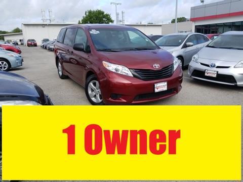2016 Toyota Sienna for sale in Austin, TX