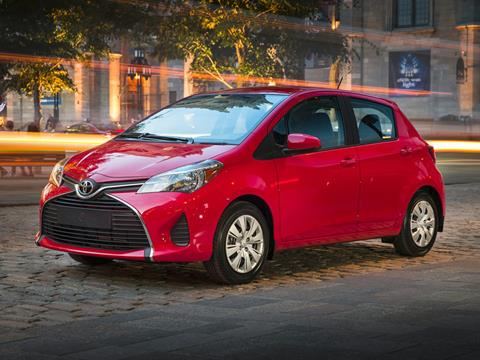 2016 Toyota Yaris for sale in Austin, TX