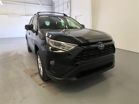 2019 Toyota RAV4 Hybrid for sale in Austin, TX