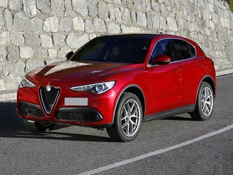 2018 Alfa Romeo Stelvio for sale in Austin, TX