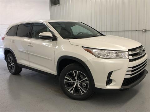 2019 Toyota Highlander for sale in Austin, TX