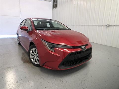 2020 Toyota Corolla for sale in Austin, TX