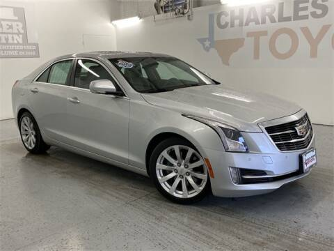 2018 Cadillac ATS 3.6L Premium Luxury for sale at Charles Maund Toyota in Austin TX