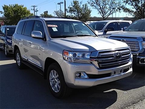 2017 Toyota Land Cruiser for sale in Austin, TX