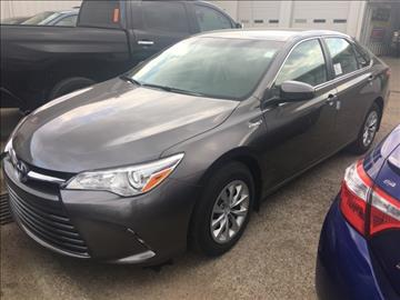 2017 Toyota Camry Hybrid for sale in Austin, TX