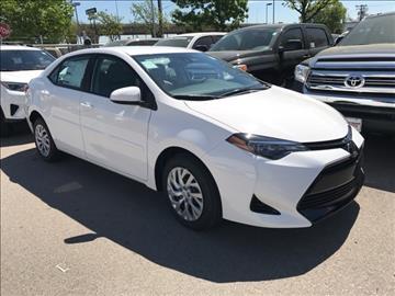 2017 Toyota Corolla for sale in Austin, TX