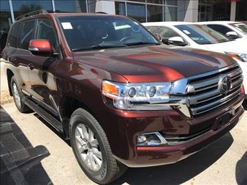 2017 Toyota Land Cruiser for sale in Austin, TX