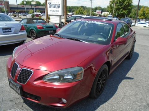 2007 Pontiac Grand Prix for sale in Lititz, PA