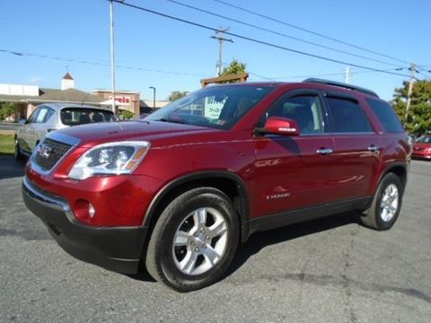 2008 GMC Acadia for sale in Lititz, PA