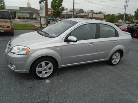 2007 Chevrolet Aveo for sale in Lititz, PA