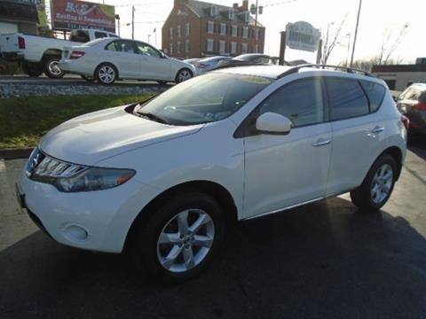 2009 Nissan Murano for sale in Lititz, PA