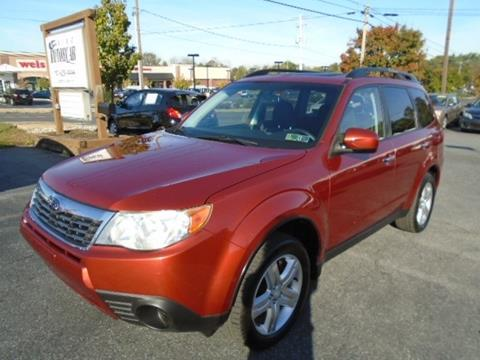 2010 Subaru Forester for sale in Lititz, PA