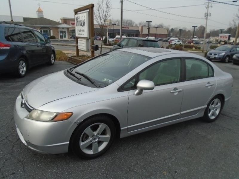 2007 Honda Civic EX 4dr Sedan (1.8L I4 5A) In Lititz PA - LITITZ ...