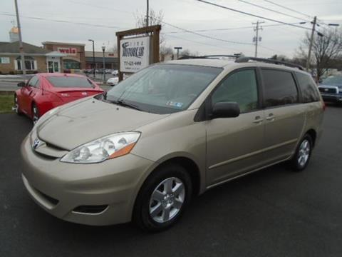 2010 Toyota Sienna for sale in Lititz, PA