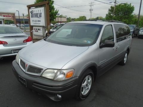 2003 Pontiac Montana for sale in Lititz, PA
