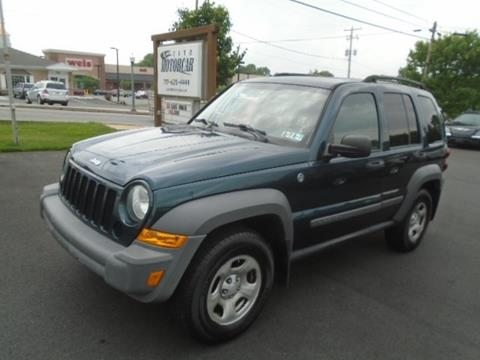 2005 Jeep Liberty for sale in Lititz, PA