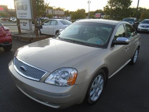2006 Ford Five Hundred for sale in Lititz, PA