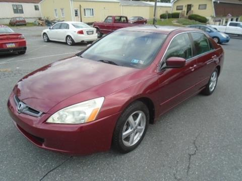 2004 Honda Accord for sale in Lititz, PA