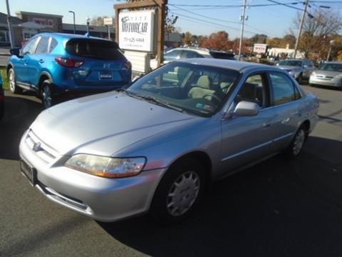 2002 Honda Accord for sale in Lititz, PA