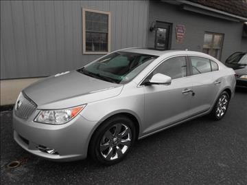 2010 Buick LaCrosse for sale in Lititz, PA