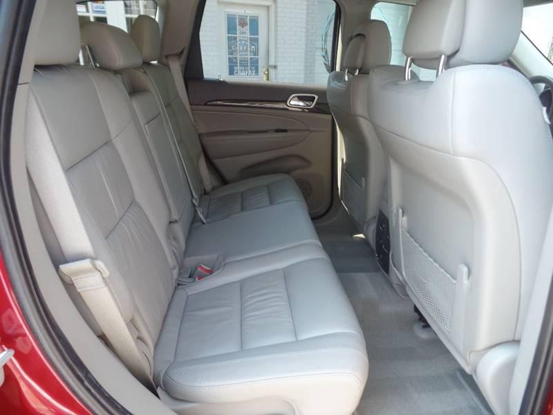 2013 Jeep Grand Cherokee 4x2 Laredo 4dr SUV - Charlotte NC