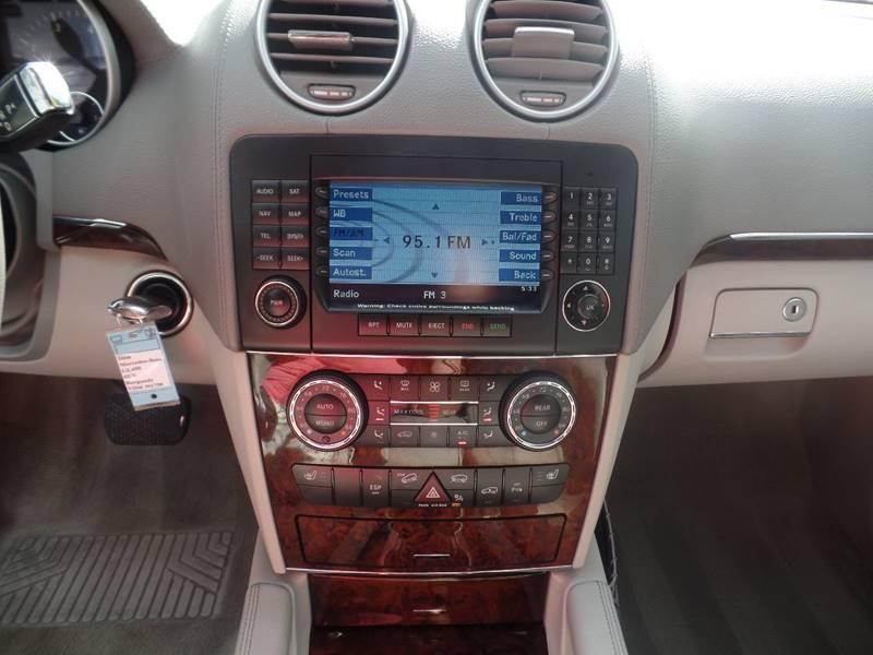 2008 Mercedes-Benz GL-Class AWD GL 450 4MATIC 4dr SUV - Charlotte NC