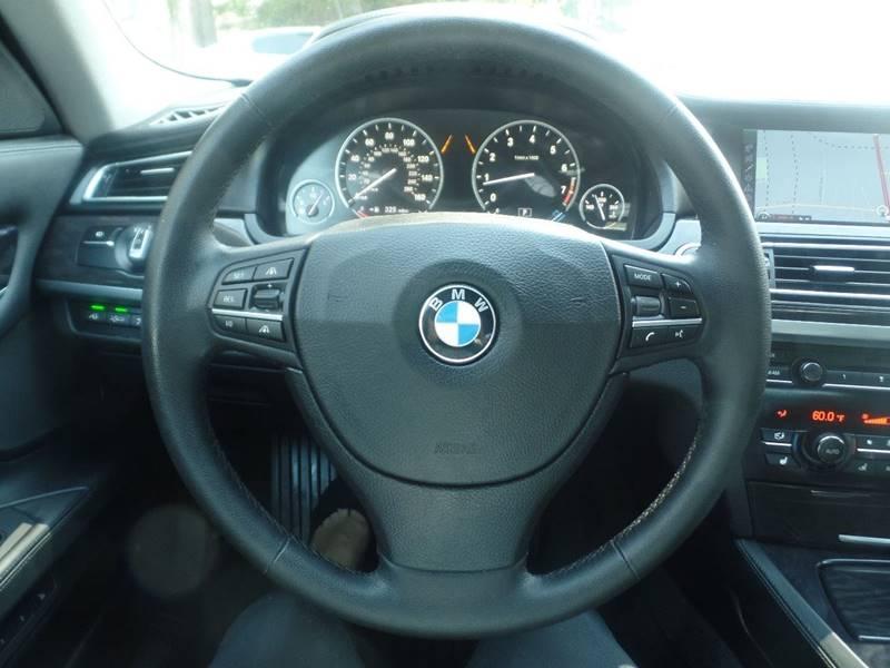 2011 BMW 7 Series 750Li 4dr Sedan - Charlotte NC