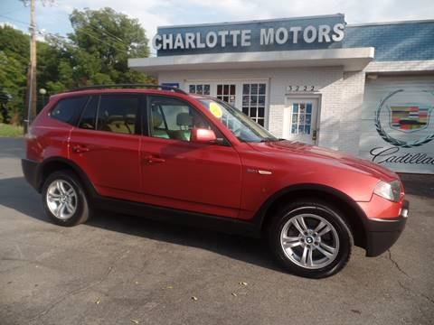 2005 BMW X3 for sale in Charlotte, NC