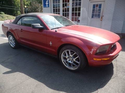 2006 Ford Mustang for sale in Charlotte, NC