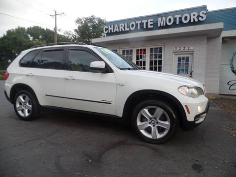 2010 BMW X5 for sale in Charlotte, NC