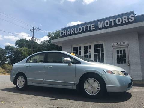 2007 Honda Civic For Sale In Charlotte, NC