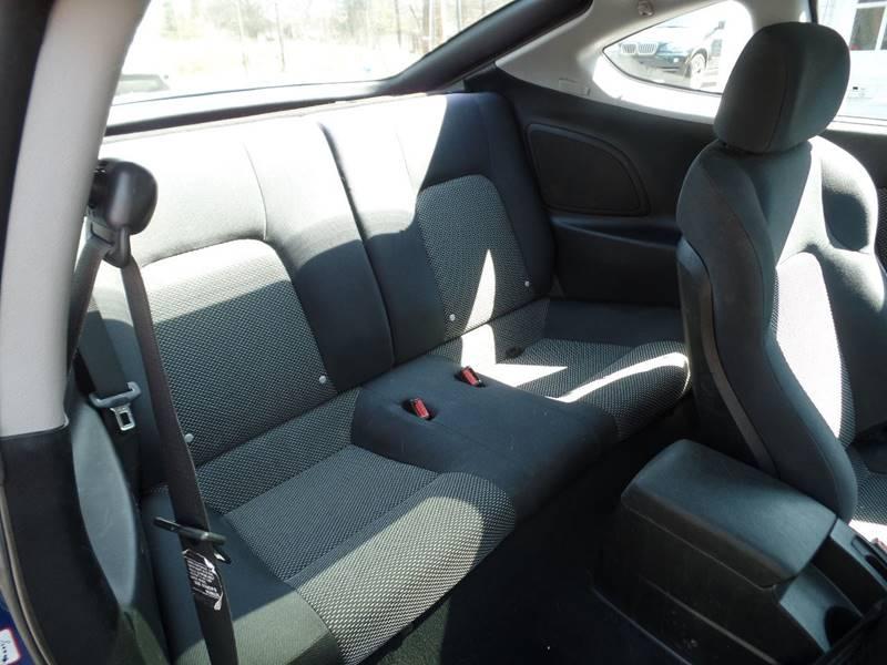 2005 Hyundai Tiburon 2dr Hatchback - Charlotte NC