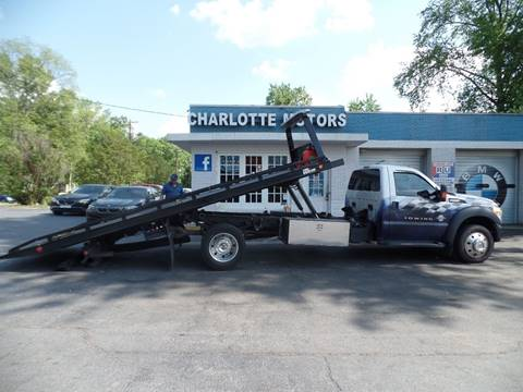 2014 Ford F-550 for sale in Charlotte, NC