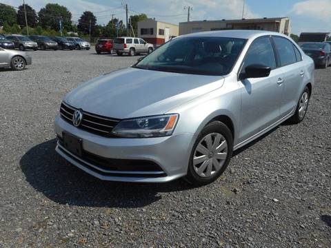 2015 Volkswagen Jetta for sale in Martinsburg, WV