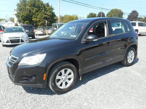2010 Volkswagen Tiguan for sale in Martinsburg, WV
