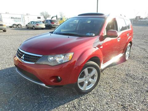 2009 Mitsubishi Outlander for sale at Cascade Used Auto Sales in Martinsburg WV