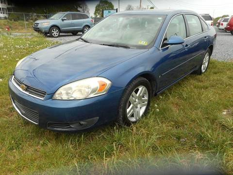 2006 Chevrolet Impala for sale at Cascade Used Auto Sales in Martinsburg WV