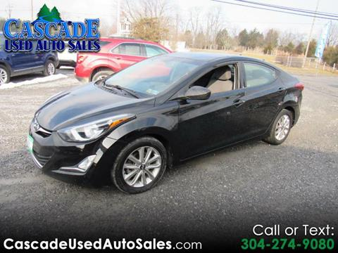 2015 Hyundai Elantra for sale in Martinsburg, WV