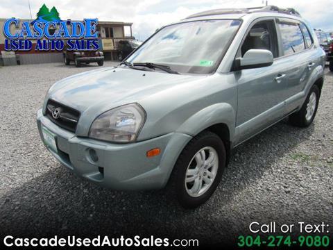 2007 Hyundai Tucson for sale in Martinsburg, WV