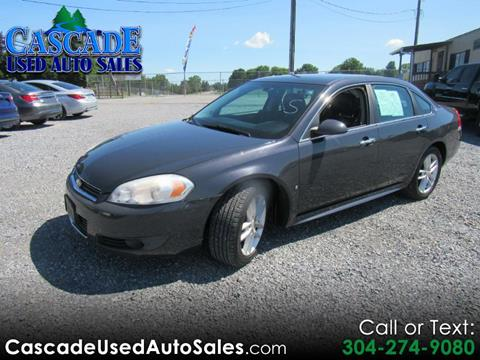 Chevrolet Impala For Sale In Martinsburg Wv Cascade Used