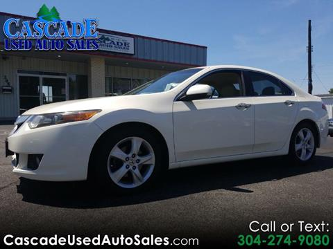 2010 Acura TSX for sale in Martinsburg, WV