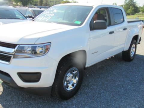 2015 Chevrolet Colorado For Sale In Martinsburg Wv
