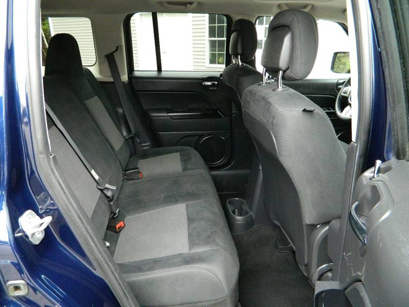 2012 Jeep Patriot for sale at Bethel Auto Sales in Bethel ME