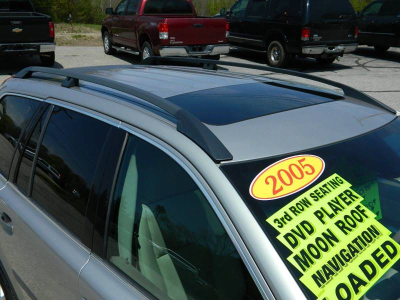 2005 Volvo XC90 for sale at Bethel Auto Sales in Bethel ME