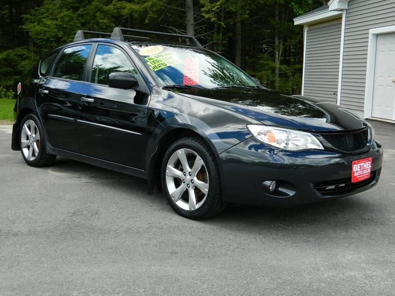 2009 Subaru Impreza for sale at Bethel Auto Sales in Bethel ME
