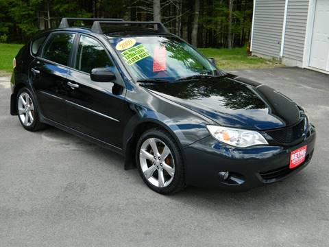 2009 Subaru Impreza for sale at Bethel Auto Sales in Bethel ME